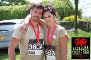 Mud Run Medal Winners