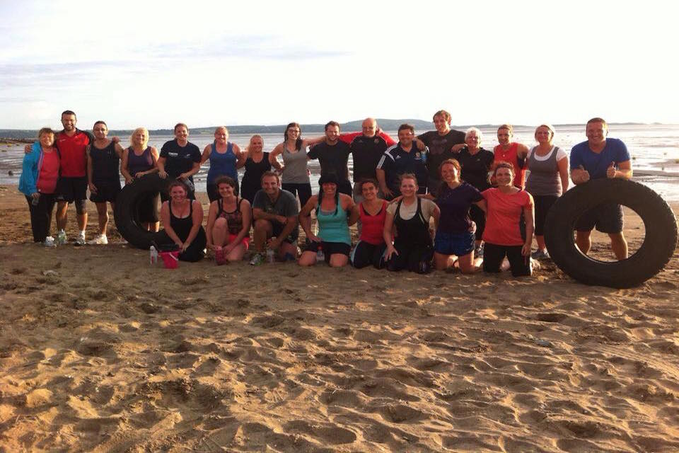 Llanelli Beach Bootcamp 60 Day Challenge #4