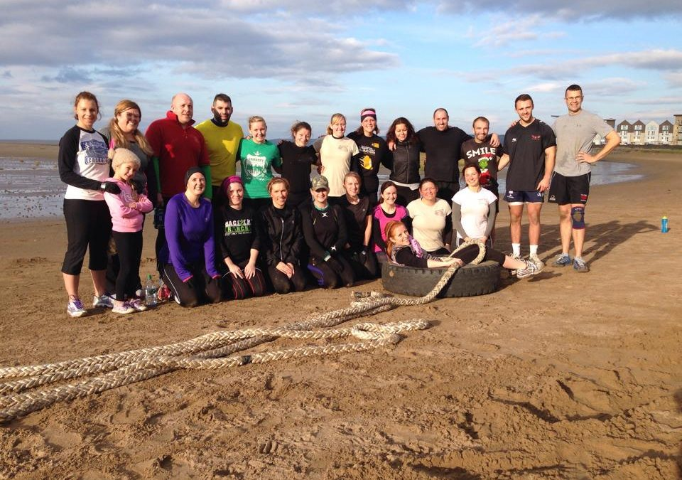 Llanelli Beach Bootcamp 60 Day Challenge #5