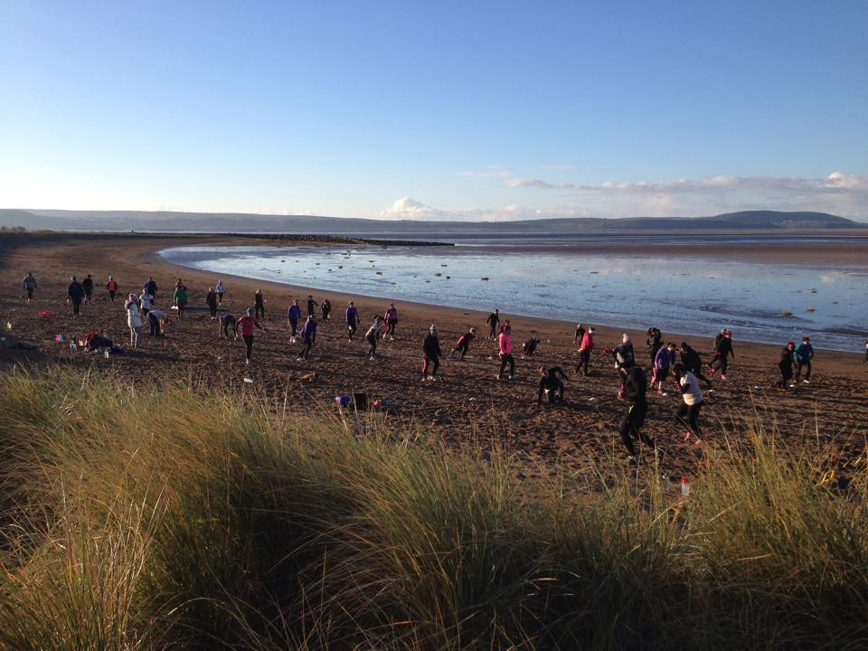 Llanelli Beach Boot Camp