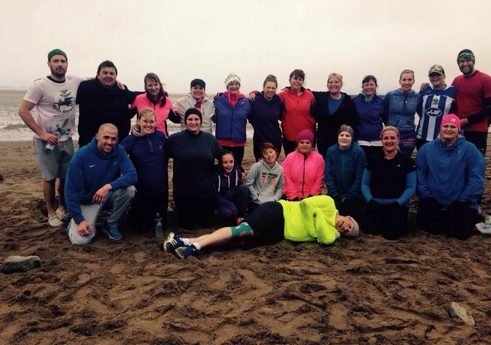 Llanelli Beach Bootcamp 60 day Challenge #6