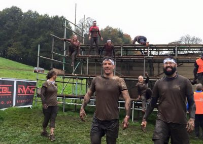 Getting Muddy