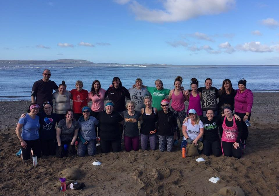Llanelli Beach Bootcamp 60 Day Challenge #12