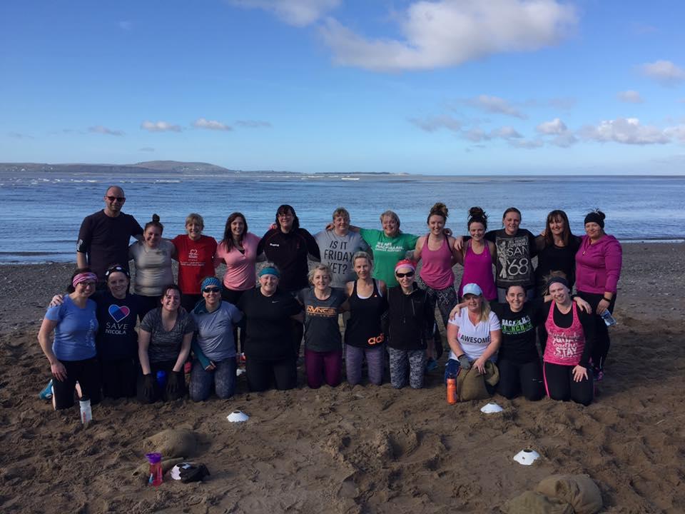 Sunday Beach Bootcamp