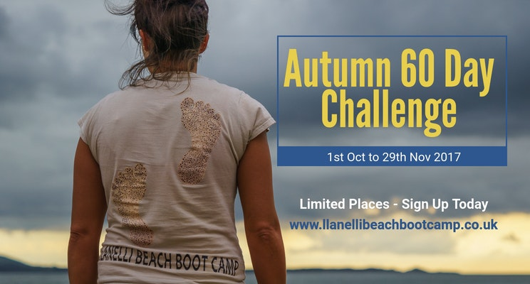 Sign Up For Bootcamp's Autumn 60 Day Challenge