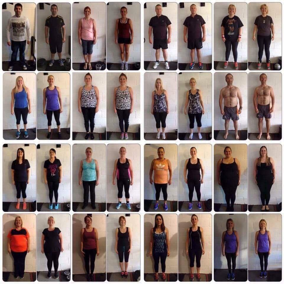 60 Day Challengers