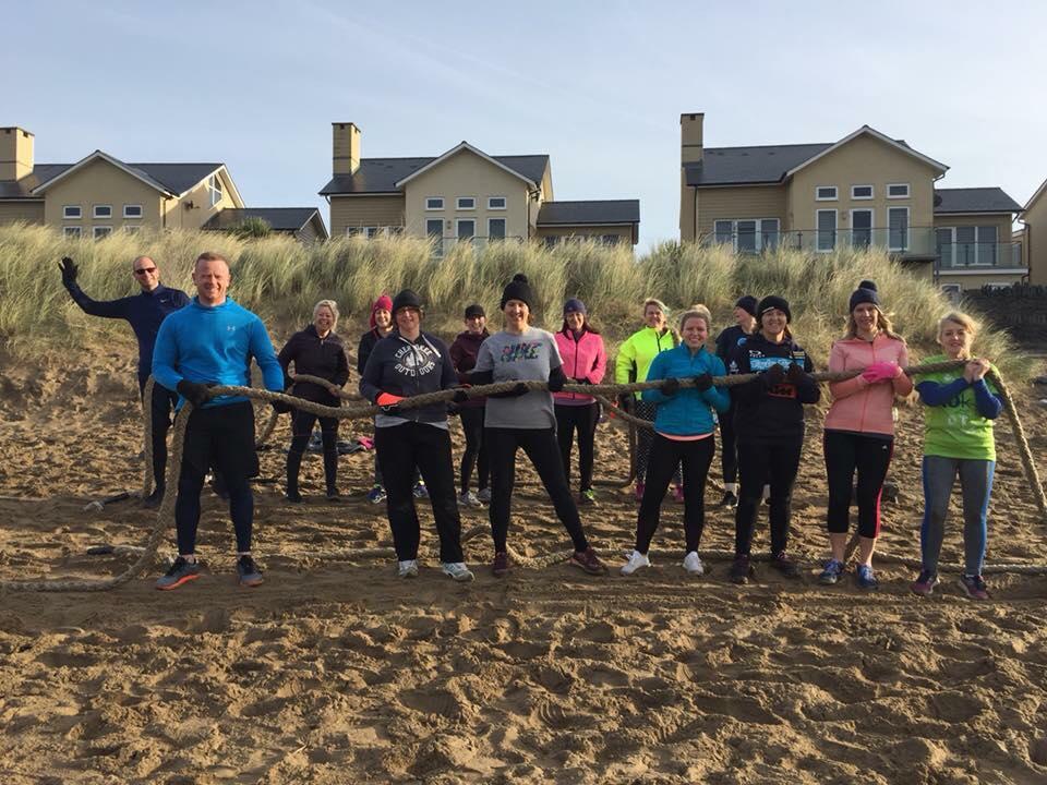 Llanelli Beach Bootcamp